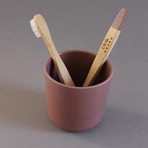Bamboo Toothbrush [Single] BEET