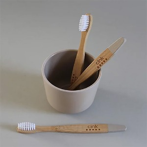 Bamboo Toothbrush [Single] FOG